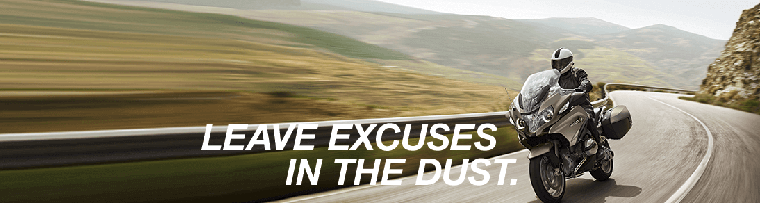 Leave Excuses in the Dust